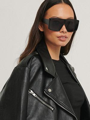 Solglasögon - Mango Solglasögon svart