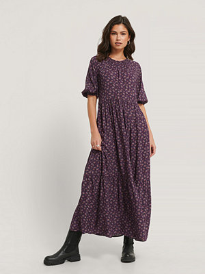 NA-KD Reborn Skjortklänning Med Kort Ärm multicolor
