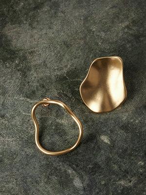 NA-KD Accessories smycke Örhängesset guld