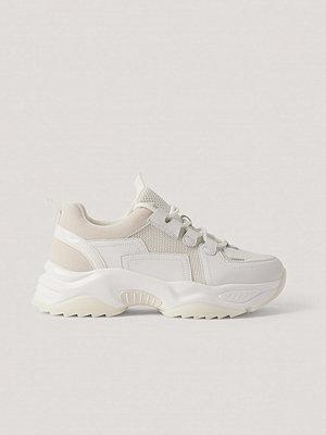 NA-KD Shoes Skor vit