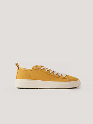Zouri Shoes Klassiska Sneakers gul