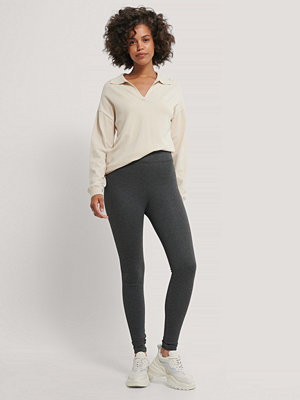 Leggings & tights - Trendyol Tights grå