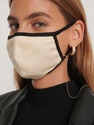 NA-KD Accessories smycke Basic Mask Chain guld