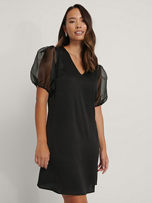 Rut & Circle Miniklänning svart