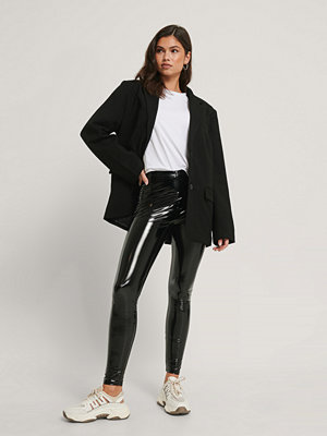 NA-KD Trend Leggings svart