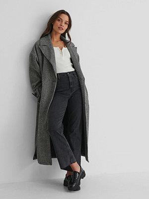 Mango Sienna Jeans svart