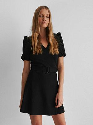 Mango Miniklänning svart
