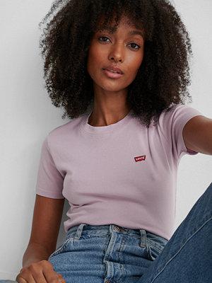 Levi's T-Shirt Med Logga lila