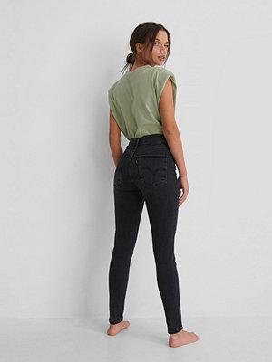 Levi's Skinny Jeans Med Superhög Midja svart