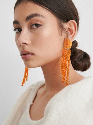 NA-KD Accessories smycke Örhängen orange