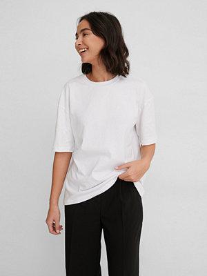 Matiamu By Sofia x NA-KD Ekologisk Oversize T-shirt vit