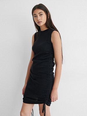 Trendyol Miniklänning Med Dragsko navy