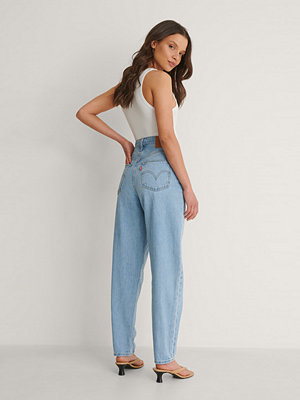 Levi's High Loose Taper Jeans Near Sighted blå