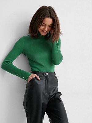 Gine Margrethe X NA-KD Ekologisk Tröja grön