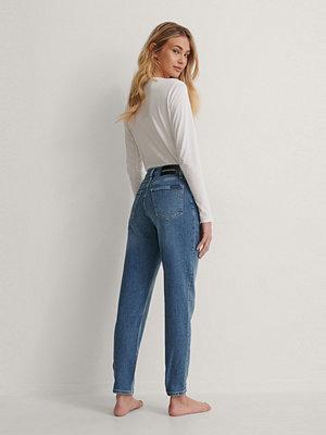 Calvin Klein Mom-Jeans blå