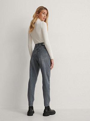 Dr. Denim Tvättade Jeans grå