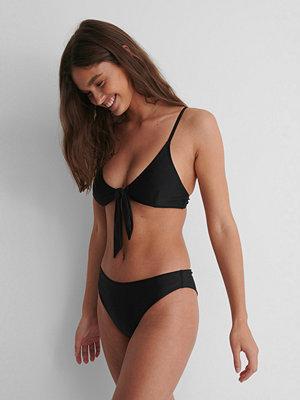 NA-KD Swimwear Recycled Bikinitrosa svart