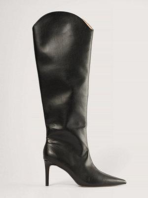 Boots & kängor - NA-KD Shoes Boots svart