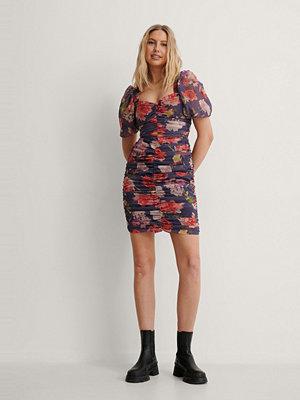 Trendyol Blommig Miniklänning multicolor