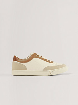 Sneakers & streetskor - NA-KD Shoes Trainers beige