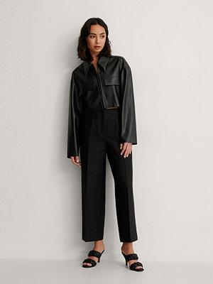 NA-KD Trend Kostymbyxor svart svarta