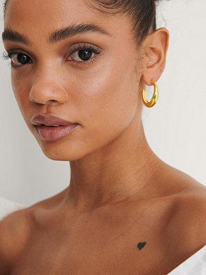 Mango smycke Örhängen guld