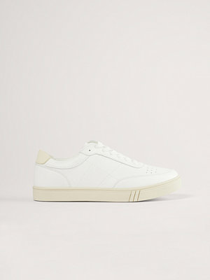 Sneakers & streetskor - NA-KD Shoes Trainers vit
