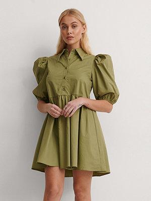 NA-KD Trend Klänning grön