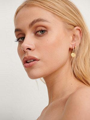 NA-KD Accessories smycke Guldpläterade Örhängesset guld