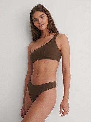 NA-KD Lingerie V-String brun