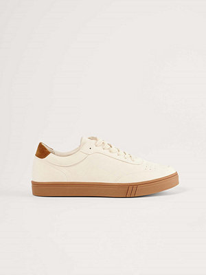 NA-KD Shoes Trainers beige