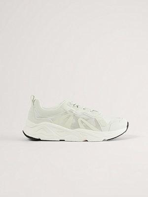 Mango Iola Sneaker vit