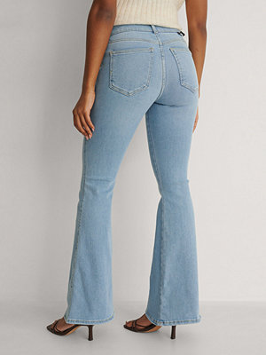 Dr. Denim Utsvängda Jeans