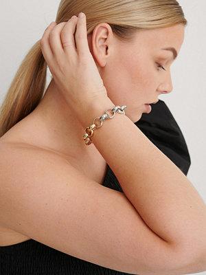 NA-KD Accessories smycke Armband silver guld