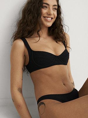 Mango Bikiniöverdel svart