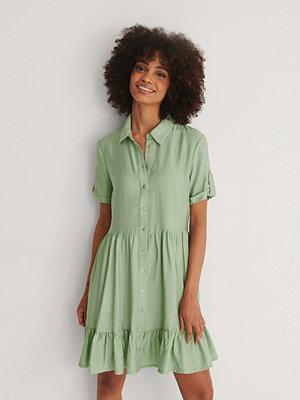 Trendyol Knapp Miniklänning grön