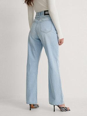 Dr. Denim Jeans blå