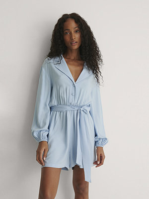 Jumpsuits & playsuits - Pelican Bay x NA-KD Playsuit blå
