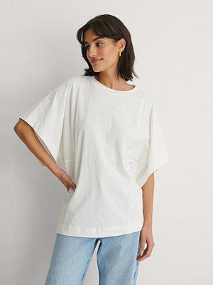 Mango T-Shirt vit