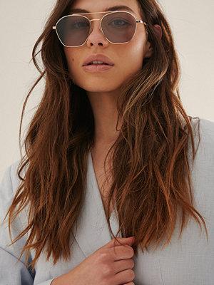 NA-KD Accessories Solglasögon grå