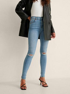 Dr. Denim Super Skinny Jeans blå