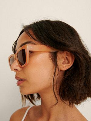 NA-KD Accessories Återvunna Basic Fyrkantiga Solglasögon multicolor