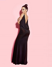 Rebecca Stella The Red Carpet Maxi Dress