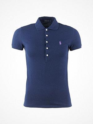 Ralph Lauren Womenswear Julie Polo Short Sleeve Knit Cruise Navy