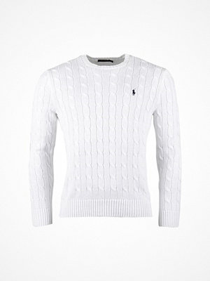 Tröjor & cardigans - Ralph Lauren Long Sleev Cable Cn Pp Sweater Collection Cream