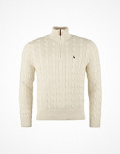 Tröjor & cardigans - Ralph Lauren Long Sleeve Cable Hz Pp Sweater Cream
