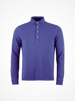 Tröjor & cardigans - Ralph Lauren Mesh Polo Shirt Knit Collection Royal