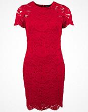 Lauren Ralph Lauren Blondie - Short Sleeve Dress Red