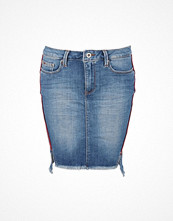 Kjolar - Hilfiger Denim Thdw Dt Skirt Piping Crbl 14