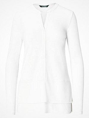 Lauren Ralph Lauren Evaricia - Long Sleeve Tunic Herbal Milk